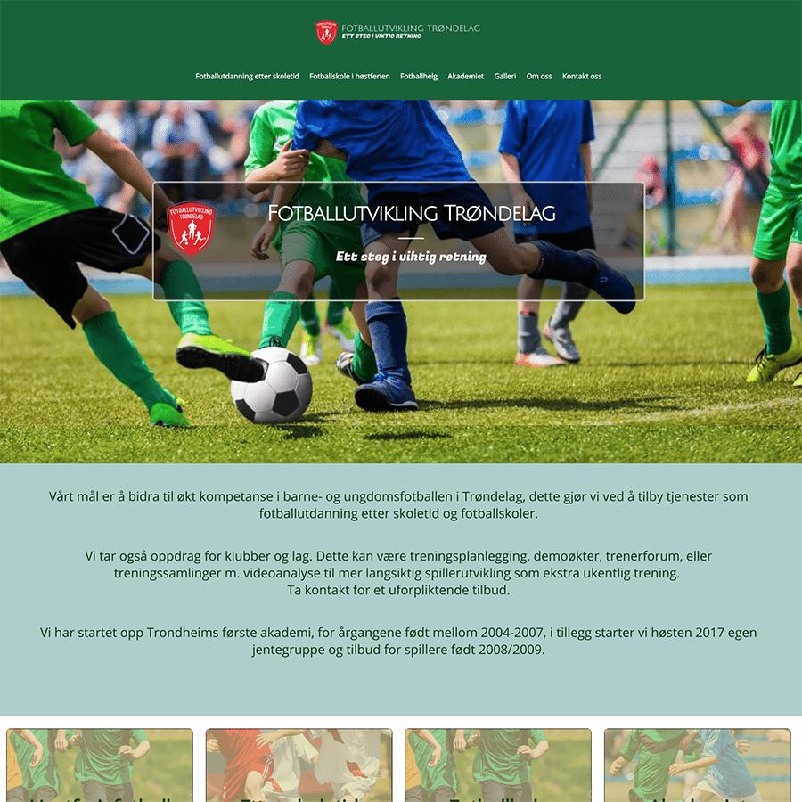 fotballutvikling